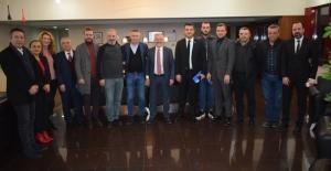 Nilüfer Belediyespor'da görevler belirlendi