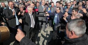 Nilüfer Belediyesi'nde davullu zurnalı toplu iş sözleşmesi