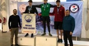 Nilüferli yüzücü Polat Uzer Turnalı Milli Takım'da