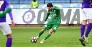 Osmanlıspor - Bursaspor maç sonucu: 2-4