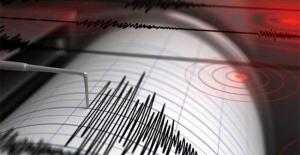 Saat 05:43'de gerçekleşen depremin ardında 27 artçı sarsıntı kaydedildi