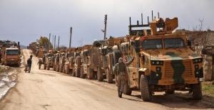 TSK'dan İdlib'deki gözlem noktalarına sevkiyat