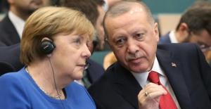 Erdoğan, Merkel ve Macron telekonferans yapacak