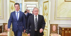 Putin ve Esad, 5 Mart'ta yapılan Rus-Türk anlaşmasını konuştu