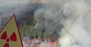 11 Gündür devam eden Çernobil yangını nihayet söndürüldü