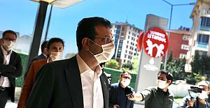 Ekrem İmamoğlu Tuzla, Kartal ve Pendik Projelerini anlattı