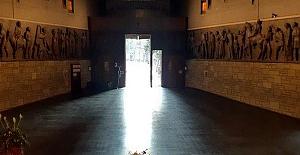 İtalya'da morga dönüştürülen kilisede artık dua okunabilecek