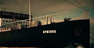 Karadeniz'de Nazilerin 1941'de batırdığı yolcu gemisi bulundu
