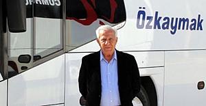 Konyalı iş insanı Rahim Özkaymak vefat etti