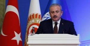 Meclis Başkanı Mustafa Şentop'tan ''23 Nisan'da İstiklal Marşı'' açıklaması