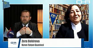 1944 Kırım Tatar Sürgünü Hatıraları; Gazeteci Zera Bekirova anlattı