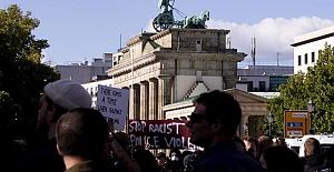 ABD'deki eylemlere Avrupa'dan destek