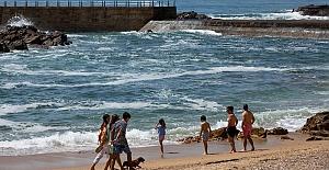 Avrupa sahilleri hareketleniyor