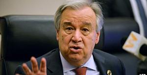 """BM Genel Sekreteri Guterres: """"Karbon salınımı yapanlara para ödetme zamanı geldi"""""""