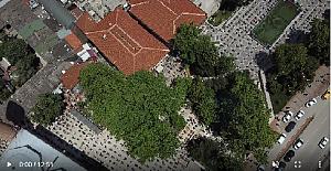 Bursa halkı Cuma namazında Bursa parklarını doldurdu