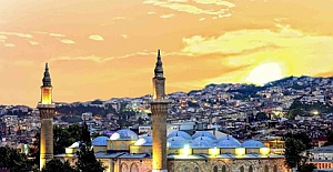 Bursa Valisi Canbolat Ramazan Bayramını Kutluyor