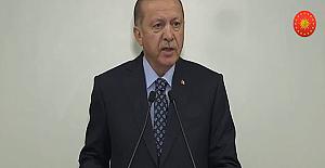 Cumhurbaşkanı Erdoğan Ak Parti Teşkilatlarına Seslendi