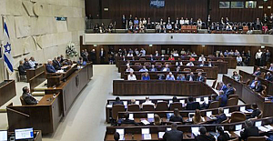 İsrail'de koalisyon hükümeti görev başında