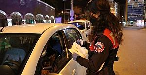Kısıtlamaya uymayan 27 bin 828 kişiye ceza işlemi yapıldı