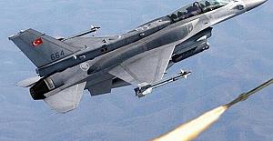 Kuzey Irak'ta yapılan hava operasyonunda 4 terörist etkisiz hale getirildi
