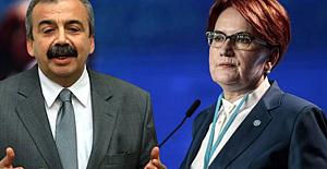 """Akşener'in """"Bizim gözümüzde HDP, terör örgütü PKK'nın uzantısıdır"""" sözlerine ilişkin tartışmalar sürüyor"""