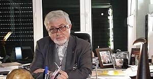 """Opr. Dr. İsmail Nurhan Artel uyardı: """"İyileşti diye eve gönderilen hastalar taşıyıcıdırlar"""""""