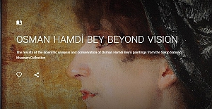 Osman Hamdi Bey'e ait 6 tablo Google Arts & Culture platformuna taşındı.