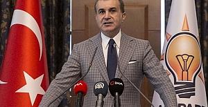 """Ak Parti Sözcüsü Ömer Çelik: """"Millet eksenli siyaset, insan odaklı sağlık politikası"""""""