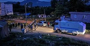 Bursa'da çatışma: 1 polis şehit oldu