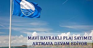 En çok Mavi Bayrak Antalya'da