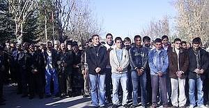 İçişleri Bakanlığı'ndan  'asker uğurlama'  törenlerine kısıtlama