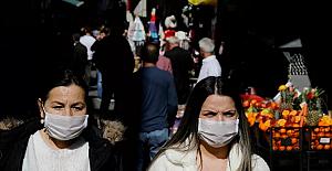 İstanbul, Ankara ve Bursa'da açık alanlarda maske takma zorunluluğu getirildi