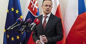 Macaristan Dışişleri ve Dış Ticaret Bakanı Peter Szijjarto,