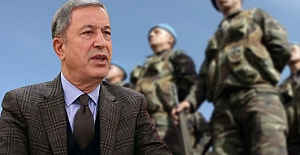 Milli Savunma Bakanı Akar: Celplerle gelecek yaklaşık 100 bin gencimize test yaptık