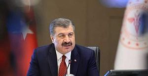 """Sağlık Bakanı Koca: """"Esenyurt'taki selde bir kişi hayatını kaybetti"""""""