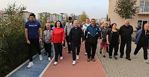 Sağlık için yürüyüşler tekrar başlıyor
