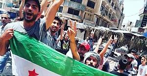 Suriye'de Patlak Veren Protestolar Ne Anlama Geliyor?