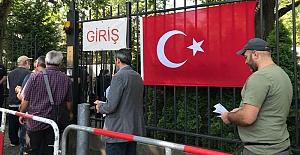 Almanya'da 2,8 milyon Türk yaşıyor
