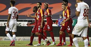 Antalyaspor – Galatasaray: 2-2 maç sonucu
