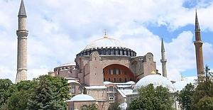 Ayasofya, 24 Temmuz'da cami olarak ibadete açılıyor