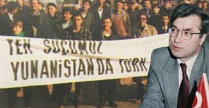 """Batı Trakya Türk Azınlığının Yürekli Sesi """"Dr. Sadık Ahmet"""""""