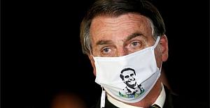 Brezilya Devlet Başkanı Bolsonaro, koronavirüse yakalandı