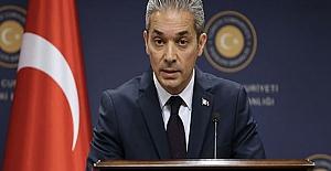 Dışişleri Bakanlığı Sözcüsü Aksoy, ABD'nin 'Ayasofya' Açıklamasına Tepki Gösterdi