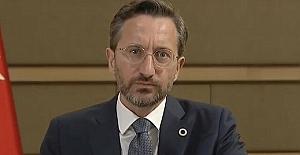 """İletişim Başkanı Altun: """"Alçak FETÖ'nün gerçek yüzünü ortaya koymayı en önemli vazifelerimizden biri addediyoruz"""""""