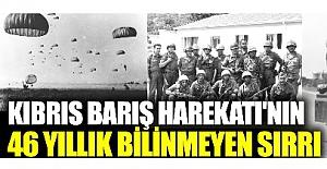 Kıbrıs Barış Harekatı'nda denizaltı güçleri