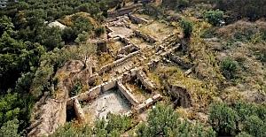 Mudanya'da 2 bin 700 yıllık 'Myrleia Antik Kenti' geleceğe taşınıyor