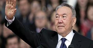Nursultan Nazarbayev'e 80. yaşı için sürpriz klip