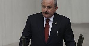 TBMM Başkanlığı'na yeniden Mustafa Şentop seçildi