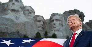 Trump: Tarihimizi yok etmeye çalışıyorlar