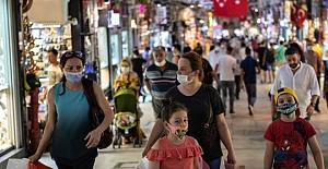 10 Ağustos'ta koronavirüs vaka sayısı 1193 artarak 241 bin 997'ye ulaştı